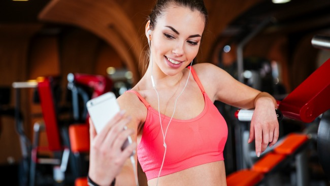Consistency: How a Sweaty Selfie Can Help You Lose Weight