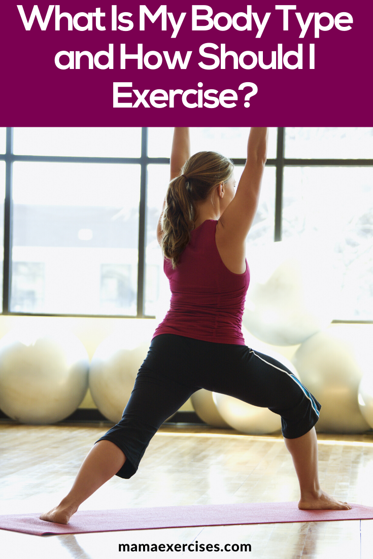 Are you doing the right exercises for your body type? Learn the different body types and what type of exercise will suit you best.
