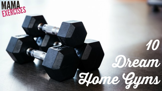 10 Dream Home Gyms