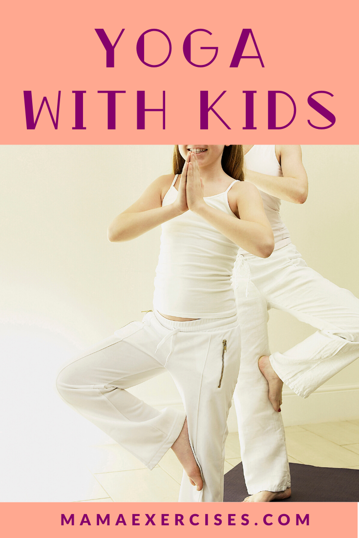 Yoga for Kids - Resources, Ideas, and Ways to Do Yoga with Kids