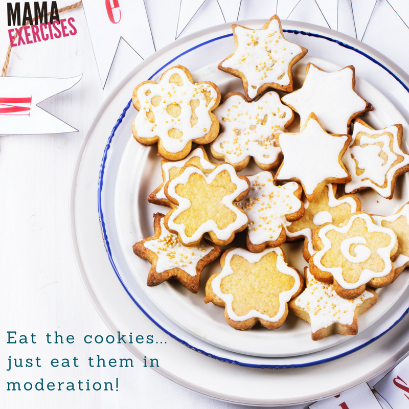 How to Not Gain Weight During the Holidays - MamaExercises.com