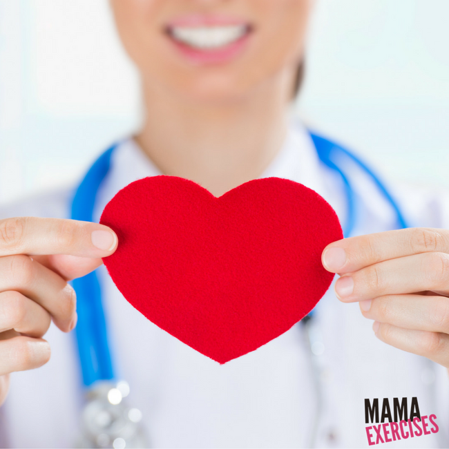 Is Your Lifestyle Damaging Your Heart - MamaExercises.com