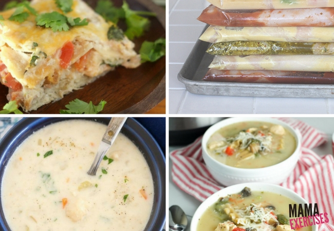 Meal Prep - 15 Easy Freezer Meals for Meal Planning