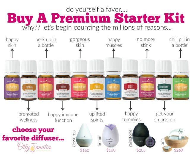 The Premium Starter Kit
