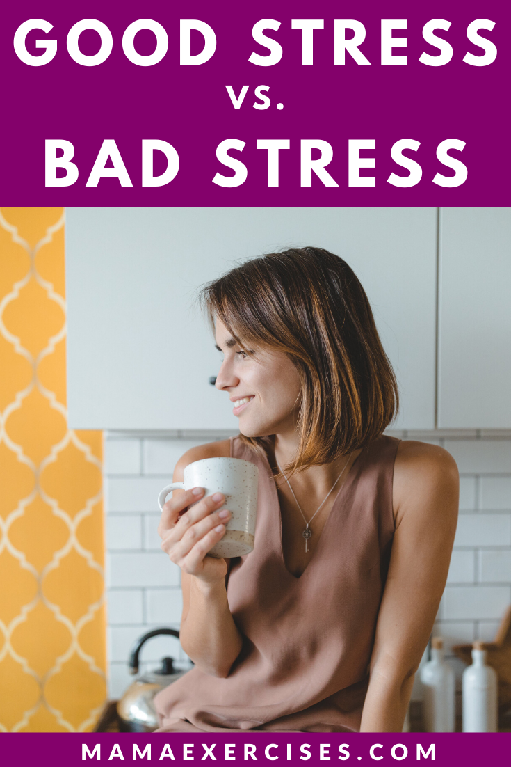 Good Stress vs Bad Stress - Why you need good stress and need to get rid of bad stress!