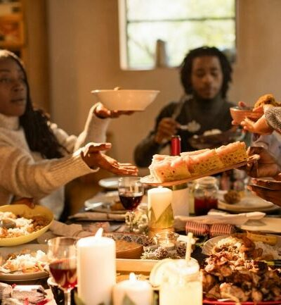 How to Stop Overeating During the Holidays -MamaExercises.com
