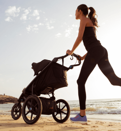 The Best Tips for Running with a Jogging Stroller