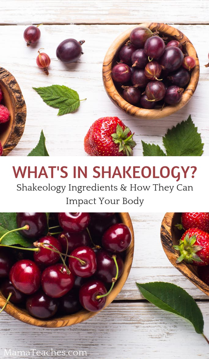 What's In Shakeology - Shakeology Ingredients and how they can impact your body
