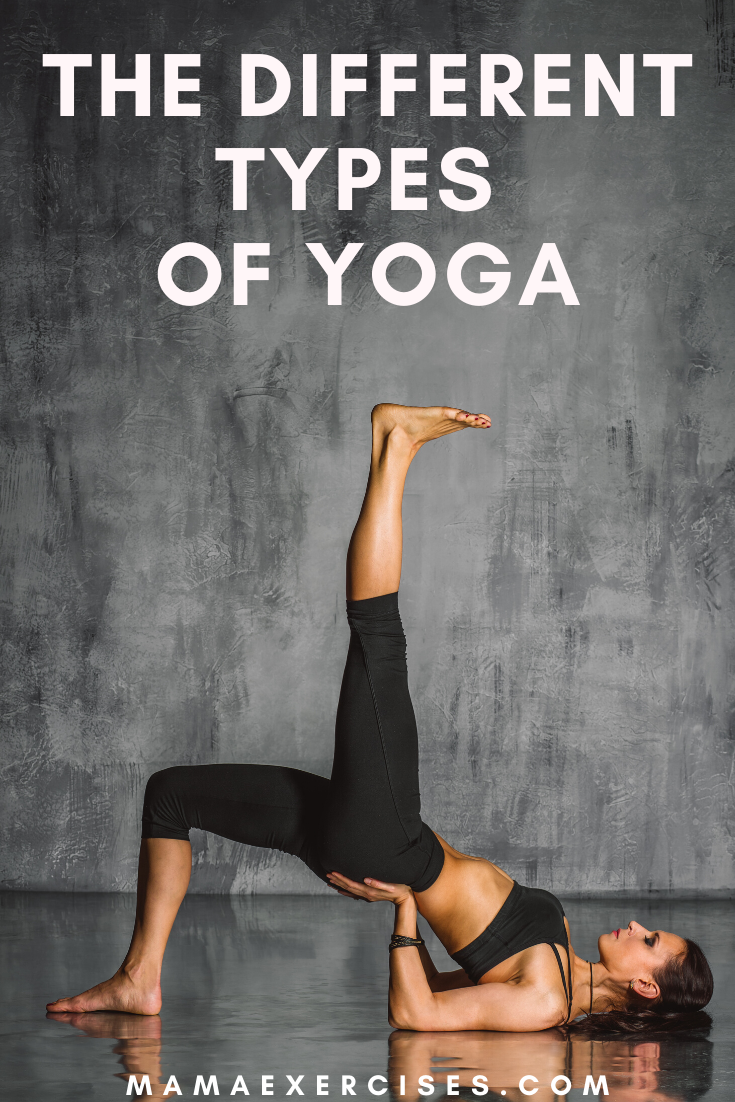 The Different Types of Yoga