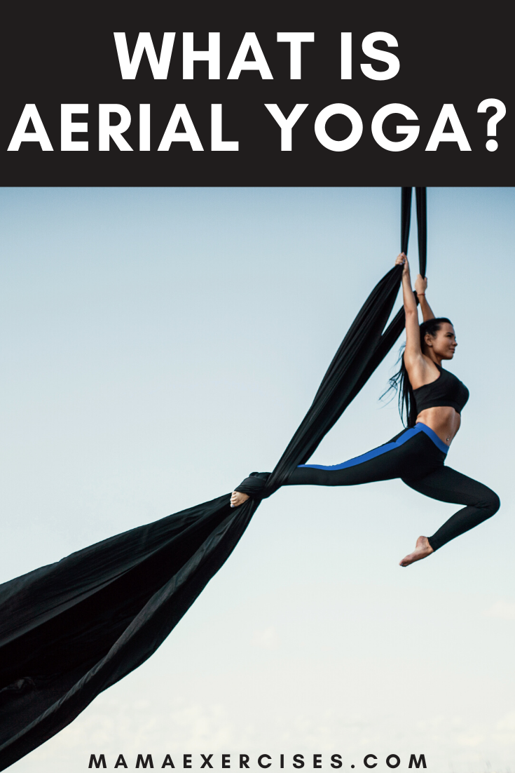 What is Aerial Yoga and is it worth trying?