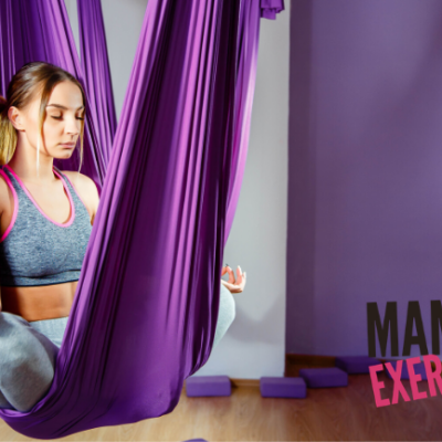 What is Aerial Yoga?